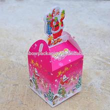 Christmas apple box