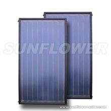 Heat pump High Efficiency Flat Plate Solar Water Heater Panel Price
