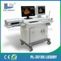Pl-2018civ ultrasonido diagnóstico del sistema con la proyección de imagen de estación de trabajo