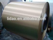 PVC Coated Embossed Aluminium roll sheet for ceilings