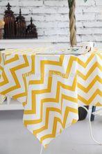 Durable most popular jute burlap table cloths for wedding