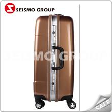 2012 luggage 3pcs abs+pc luggage