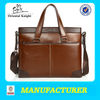 2014 office simple and elegant business briefcase made in china