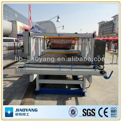 3-6mm steel net netting machine