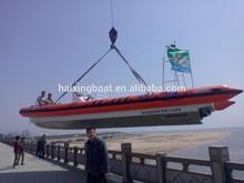 polyethylene boat;deep v aluminum PE pontoon boat