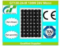 GT130-24-M 130W 24V flexible solar panel
