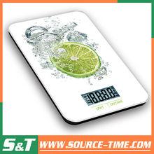 New 5KG/1G Digital LCD Electronic Kitchen Postal Scale Diet Food Oz Lb