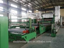 rubber & PVC calender fabric machine