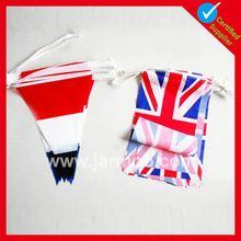 United Kingdom USA bunting flag