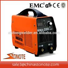 inverter dc mma-200 welding machine/dc mma welder