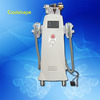 6 in 1 anti freeze cryolipolysis vacuum cavitation ultherapy rf machine