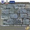 Stacked natural granite wall covering