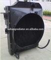 Radiatore in alluminio e rame, a buon mercato a buon mercato, made in china