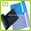 Yiwu çin ucuz plastik geri dönüşümlü çöp torbaları rulo