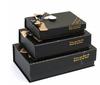 Highend Black Chocolate Packaging Box