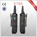 Ce aprobó KIRISUN S780U FDMA division multiple access tecnología dPMR digital de mano 2 Way radio