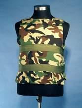 a prueba de balas militares táctico molle chaleco de kevlar de kevlar suave armadura del cuerpo