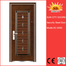 factory sale european internal steel door