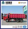 Brand New HOWO 6x4 30t Dumper Lorry on Sale