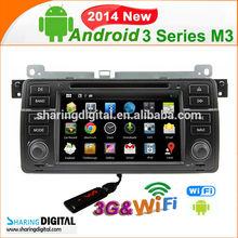 Sharingdigital 744GDA high quality radio player for BMW E46 M3 car dvd
