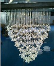 Classical Crystal Chandelier Pendant Light/Glass Chandelier Lighting unique pendant lamp