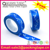 Wholesale fantastic green plastic printed numbers dicing tape