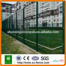 Powder coated Basketball Court Fence