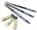 Hot vendas de borracha borracha da caneta, rubby caneta apagável