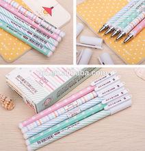 plastic roller pen,massage roller pen,ink eraser pen