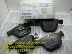 brake pad for BMW 34216768471 2373101 GDB1502 GDB1857 GDB1675 23309 23412 23308 23310 23731 23730 Continental GT X5 X6 Serie-5