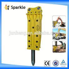325 hydraulic breaker/hydraulic stone breaker excavator