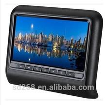 Hot 9 Inch Headrest Monitor multimedia car entertainment system