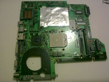 laptop Motherboard for HP DV2000 AMD 945 integrated NF-G6150-n-A21394 1pcs USB SD card 440768-001