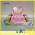 2014 novos moderna rosa brinquedos aprendizagem de máquina brinquedos educativos computadores portáteis