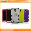 Customized Silicone Mobile Phone Case for samsung s4
