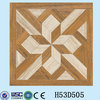 H53D505 orange wooden color ceramic antislip floor tile