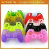 10 colors soft silicone case siliocone skin case for ps4 game controller