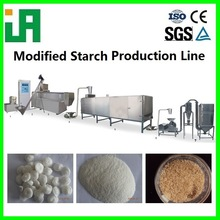 textiles industry modified starch making machine