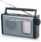 LT-31UAR/32UAR/33UAR/34UAR/35UAR/36UAR radio FM/MW/SW1-5 total 7band with USB/SD card player