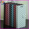 Polka spot dots PU leather cell phone case cover for HTC ONE MINI