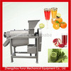 With CE certificate stainless steel best pomegranate fruit vegetable juicer masticator
