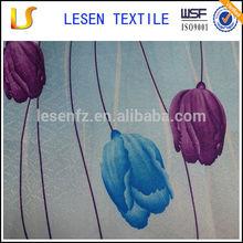 Lesen textile 100% polyester satin rosette