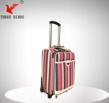 best fashion designer decent business & travel trolley luggage/hand luggage allowance