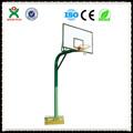 Ealily instalado cheap basketball hoops / basquete temperado vidro backboards / tabela de basquete dimensões QX-141B