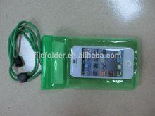 multifunctional PVC waterproof phone case