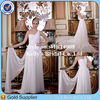 latest design one should make of import chiffon girls dresses for weddings