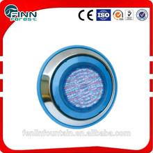 Factory supplies brightness swimming pool RGB led battery lights