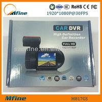 A2S60 Ambarella real FHD 1080p mini size car camera for vandalism