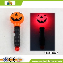 Halloween Product party musical pumpkin flashing led toy
