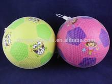 Spongebob squarepants and DORA Girl Inflatable Soccer Ball for Children